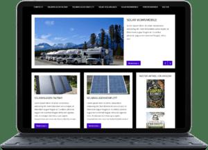 Nischenseite kaufen Solaranlagen